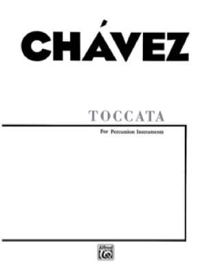 Toccata - Carlos Chavez - Partition - laflutedepan.com