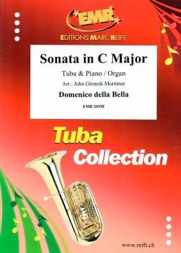 Bella Domenico Della - Sonata In C Major - Partition - di-arezzo.fr
