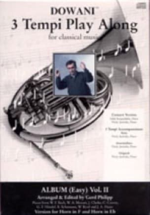 3 Tempi Play Along, Album Easy Volume 2 - laflutedepan.com