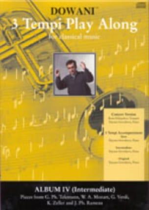 - 3 Tempi Play Along, Album 4 Intermediate - Partition - di-arezzo.fr