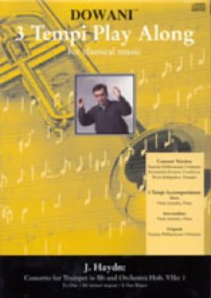 3 Tempi Play Along, Concerto Hob. VIIe:1 - HAYDN - laflutedepan.com