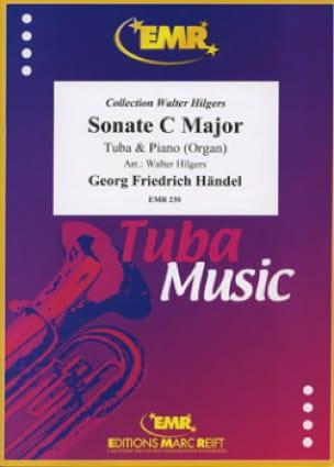 HAENDEL - Sonate C-Dur - Partition - di-arezzo.fr