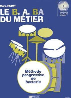 Marc Ruimy - Le B.A. BA du métier volume 1 - Partition - di-arezzo.fr