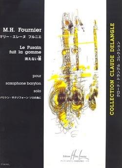Marie-Hélène Fournier - The Charcoal Leaks the Eraser - Sheet Music - di-arezzo.com