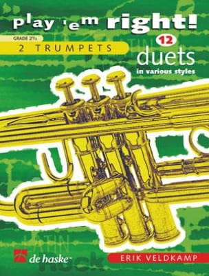 Play' Em Right ! - 12 Duets In Various Styles - laflutedepan.com