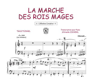 Traditionnel - The March of the Three Kings - Sheet Music - di-arezzo.co.uk