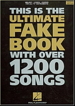 - This is the ultimate fake book with over 1200 songs - Partition - di-arezzo.fr