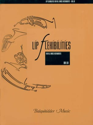 Bai Lin - Lip Flexibilities - Sheet Music - di-arezzo.co.uk