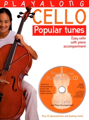 - Playalong Cello Popular Tunes - Partition - di-arezzo.fr