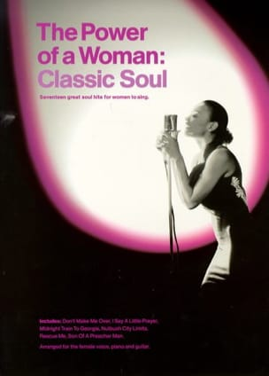 - The Power Of A Woman Classic Soul - Partition - di-arezzo.fr