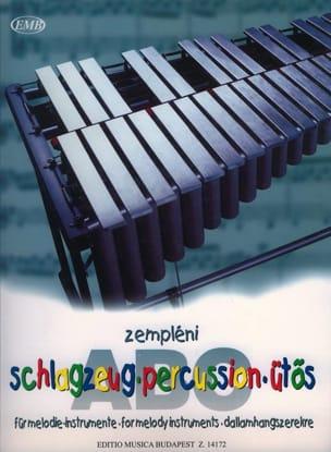 Laszlo Zempleni - ABC Schlagzeug, Percussion, Utos - Partitura - di-arezzo.es