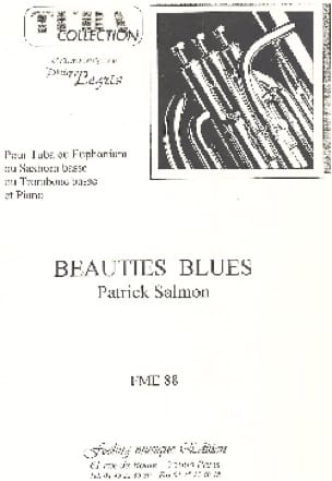 Beauties Blues - Patrick Salmon - Partition - Tuba - laflutedepan.com