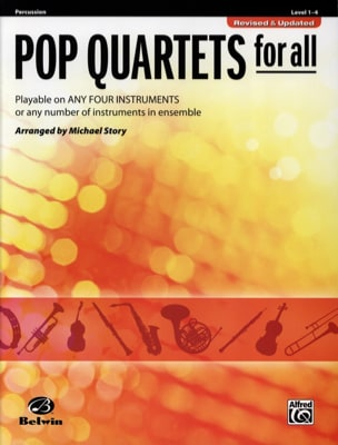 Pop quartets for all - Revised & Updated - laflutedepan.com