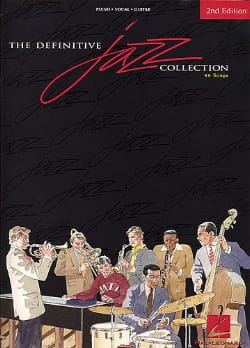 Definitive Jazz Collection Partition Jazz - laflutedepan