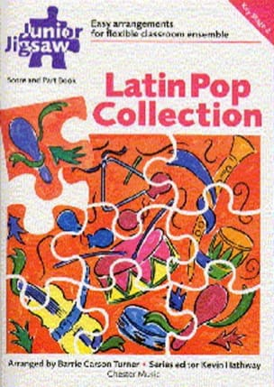 - Junior Jigsaw Latin Pop Collection - Partition - di-arezzo.fr