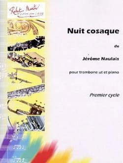 Jérôme Naulais - Nuit Cosaque - Partition - di-arezzo.fr