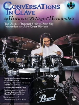 Horacio Hernandez - Conversations In Clave - Sheet Music - di-arezzo.co.uk