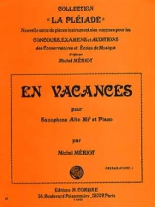 Michel Meriot - En Vacances - Partition - di-arezzo.fr
