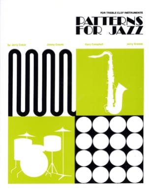 Coker J. / Casale J. / Campbell G. / Greene J. - Patterns For Jazz - Treble Clef - Sheet Music - di-arezzo.co.uk