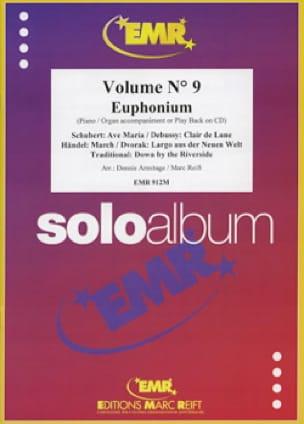 Solo Album N° 09 Partition Tuba - laflutedepan