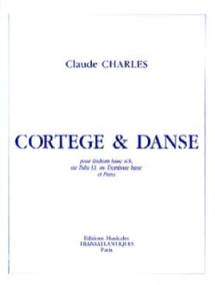 Claude Charles - Procession and Dance - Sheet Music - di-arezzo.com