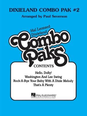 Dixieland Combo Pak # 2 Partition ENSEMBLES - laflutedepan