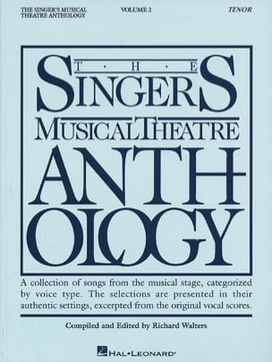 - The Singer's Musical Anthology Volume 2 - Tenor - Sheet Music - di-arezzo.co.uk