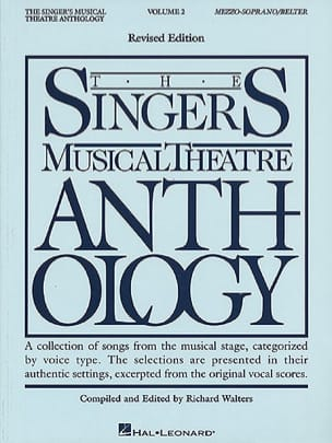 - The Singer's Musical Anthology Volume 2 - Mezzo / Soprano - Sheet Music - di-arezzo.co.uk