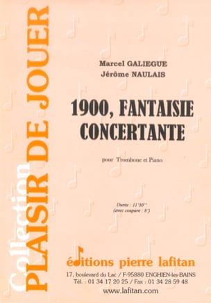 1900, Fantaisie Concertante - laflutedepan.com
