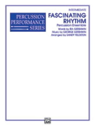 Fascinating Rhythm - George Gershwin - Partition - laflutedepan.com