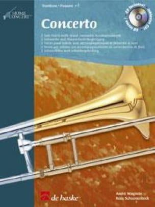 Waignein André / Schoonenbeeck Kees - Concerto - Partition - di-arezzo.fr