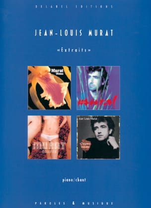 Jean-Louis Murat - excerpts - Sheet Music - di-arezzo.co.uk