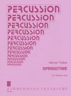 Werner Treiber - Springtime - Sheet Music - di-arezzo.co.uk