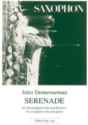 Jules Demersseman - Serenade - Sheet Music - di-arezzo.com