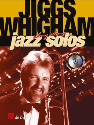Jiggs Whigham - Play Along Jazz Solos - Partition - di-arezzo.fr