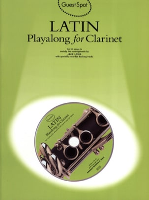 Guest Spot - Latin Playalong For Clarinet Partition laflutedepan