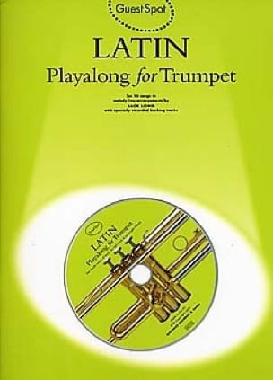 - Guest Spot - Latin Playalong For Trumpet - Sheet Music - di-arezzo.co.uk