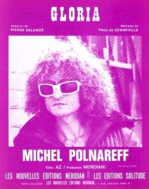 Gloria Michel Polnareff Partition Chanson française - laflutedepan