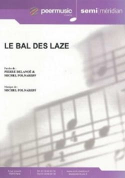 Michel Polnareff - The Bal des Laze - Sheet Music - di-arezzo.com