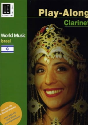 - World Music Israel Play-Along Clarinet - Partition - di-arezzo.fr