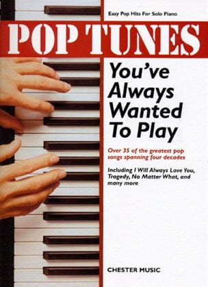 - Pop Tunes You've Always Wanted To Play - Sheet Music - di-arezzo.com