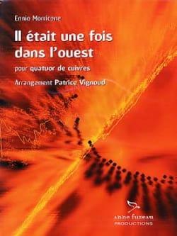 Ennio Morricone - Il Etait Une Fois dans L' Ouest - Partition - di-arezzo.fr