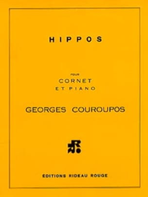 Hippos - Georges Couroupos - Partition - Trompette - laflutedepan.com