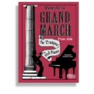 Giuseppe Verdi - Grand March From Aida - Partition - di-arezzo.fr