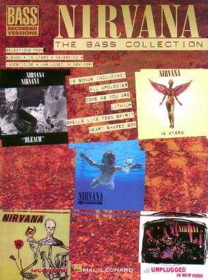 The Bass Collection Nirvana Partition Pop / Rock - laflutedepan
