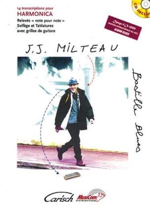 Jean Jacques Milteau - Bastille Blues - Partition - di-arezzo.fr