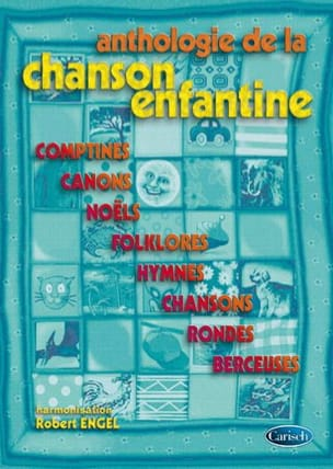 - Anthologie de la Chanson Enfantine - Sheet Music - di-arezzo.com