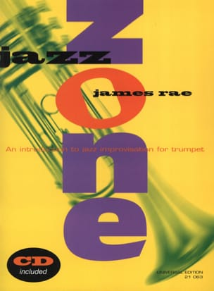 James Rae - Jazz Zone - Partition - di-arezzo.fr