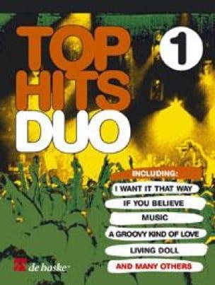 Top Hits Duo 1 Partition Saxophone - laflutedepan