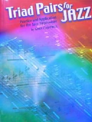 Gary Campbell - Triad Pairs For Jazz - Sheet Music - di-arezzo.co.uk